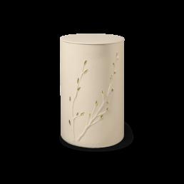 Rondo Zen Cashmere Keramikurne. Bio Urne